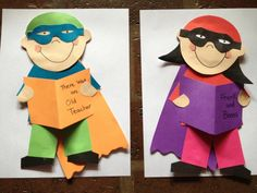 Cute superhero... Can be used with super sentences anchor chart or put numbers with zeros in the hands and use with zero the hero activities