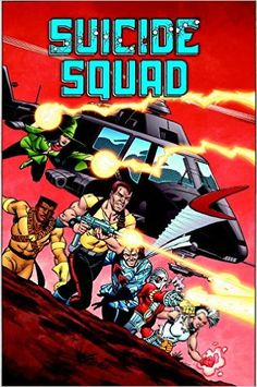Suicide Squad Vol. 1: Trial by Fire Paperback – September 8, 2015 by John Ostrander Just in time for the highly anticipated 2016 blockbuster film release, this collection is the definitive and explosive introduction to John Ostrander's modern SUICIDE SQUAD.