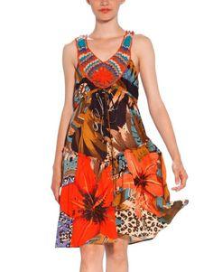 Desigual Selva šaty
