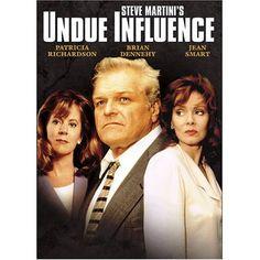 Brian Dennehy in Undue Influence 1996  BRIAN DENNEHY