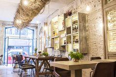 boho industrial bar | Maricastaña: encanto, buena comida y simpatía