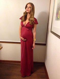 bec51d849 Dress largos noche embarazada 26 super ideas  dress