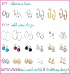 Origami Owl has new options for you to mix and match. Ck out the styles at www.SparklingLockets.com