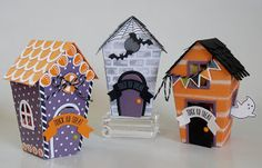 Laura's Works of Heart: HOME SWEET HOME HALLOWEEN: