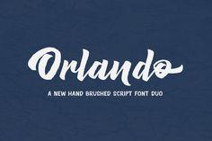 Orlando by Ojes Studio on @creativemarket