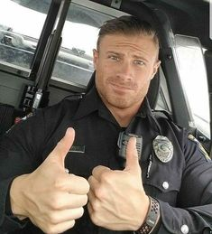 Always wanted to marry a cop