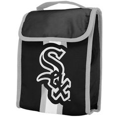 MLB Chicago White Sox Velcro Lunch Bag by Forever Collectibles. $14.99. Chicago White Sox Velcro Lunch Bag. Chicago White Sox Velcro Lunch Bag