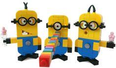 derjoe's Lego Despicable Me Minion Party