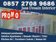 New Ideas Design Interior Kamar Tidur Minimalis Studio Type Apartment, Apartment Interior Design, Interior Design Studio, Restaurant Interior Design, Interior Modern, Japanese Interior, Jakarta, Interiors Online, Hotel Interiors