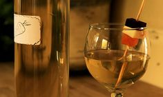 Parsnip wine