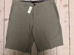 Banana Republic Men's City Short Straight Fit Size 36 New With The Tags $54.99 #BananaRepublic #CasualShoes