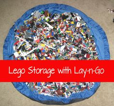 I want one of these - my room would have so much space without the lego tubs on the floor. These could be easily stowed and taken outdoors - oh the possibilities - rainy days in another room!