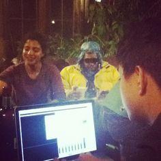 Waversun + Shigeto at Princeton U. @suzianalog- #webstagram