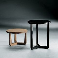 Jiff Small Table Designed by Antonio Citterio Manufactured by Flexform