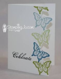 Image result for stampin up papillon potpourri card ideas