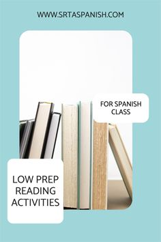 Need a new reading activity? Check out these quick, easy, and fun reading and listening activities for your middle school or high school Spanish classes! Four low prep lesson plan ideas that work with any reading. Great for individual, partner, or small group close reading! Plus, low energy, individual activities that are great for a sub plan! So simple to use but effective! Your world language students will love these activities! Listening Activities, Active Listening, Spanish Classroom, Teaching Spanish, Middle School Spanish, Spanish Lesson Plans, World Languages, Close Reading, Small Groups