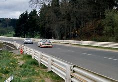 Burnenville's old Spa Francorchamps circuit.