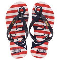 Compre Chinelo Santa Lolla Listrado Marinho e Vermelho na Zattini a nova loja de moda online da Netshoes. Encontre Sapatos, Sandálias, Bolsas e Acessórios. Clique e Confira!
