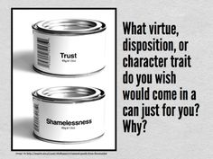 Character Traits picture prompt