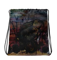 Purchase this dark and mysterious bag and a portion of the profit will go towards entrepreneurial refugees in Uganda. Uganda, Mysterious, Online Printing, Outdoor Blanket, Dark, Simple, Stuff To Buy