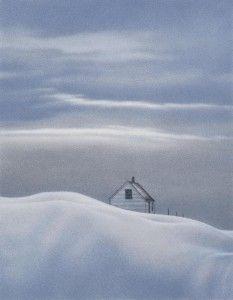 Schneelandschaft 2011 2016
