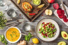 3 leckere Detox Rezepte   HelloFresh Blog Superfood, Detox Lunch, Detox Kur, Clean Eating, Vegan Detox, Full Body Detox, Avocado Recipes, Detox Recipes, The Fresh