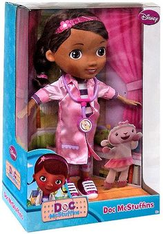 Doc Mcstuffins Doll | Your #1 Source for Toys and Games