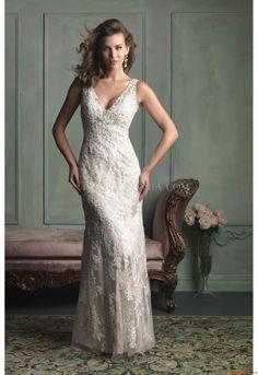Vestidos de noiva Allure 9116 2014