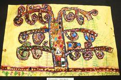 smART Class: Klimt tree