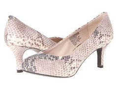 Rockport Seven to 7 Low Pump Taupe Patent - Zappos.com Free Shipping BOTH Ways
