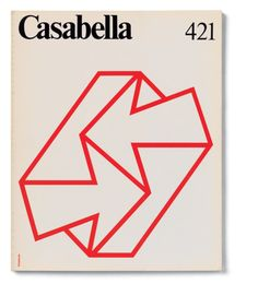 cover by Carlo Aymonino (c.1977)