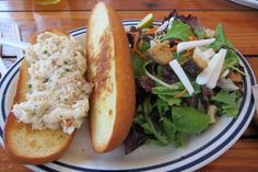 { Fish. / Sausalito, CA } ... I am dying to try their crab roll!