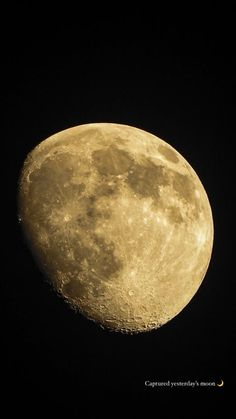 Alien Aesthetic, Aesthetic Space, Moon Photography, Portrait Photography, Moon Close Up, Black And Gold Aesthetic, Iphone Wallpaper Music, Moon Names, Gold Quotes