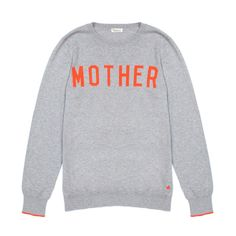 Cashmere Mother Womens Jumper - Selfish Mother charity. Great MOTHER DAY GIFT! British designed unisex baby and kids fashion clothing brand for stylish little ones. The bonnie mob ship worldwide from the UK.