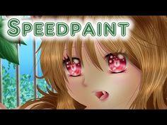 Stray Cat and Baby Bunny - Speedpaint