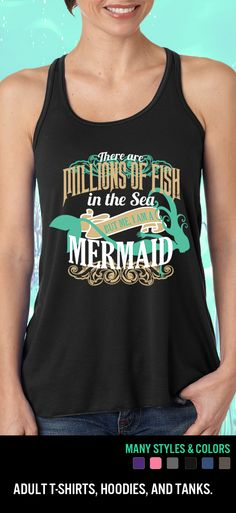 Did you see this? Fashionable t-shirts, hoodies, and tees for the mermaid lover. To order click here==>>http://teespring.com/just-released-123_copy_3