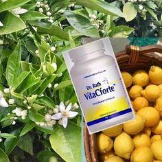 Najlepšia Vitamín C formula s bioflavonoidmi ☀️🍋🍊  #drrath #drrathfoundation #drrathresearch #vitaminC #vitaminCformula #synergiavitamimov #bioflavonoidy  #cistezprirody #drrath 🙏💚 Vitamin C, Shampoo