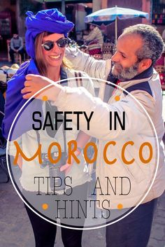 Want to travel to Morocco, but you're worried about safety? Let us put you at ease with these helpful tips and hints on how to stay safe and sane on your journey to Morocco