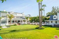 Stunning: Bieber and his gang can make the most of the game room, screening room and gym...
