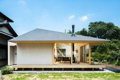 長谷川拓也建築デザイン 『四季を感じる家』 https://www.kenchikukenken.co.jp/works/1437979283/300/ #architecture #建築 #住宅