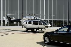 Eurocopter EC145 Mercedes-Benz styled..