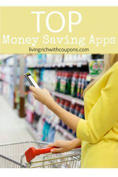 Top Money Saving Apps - Saving Money has never been easier