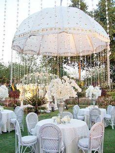 original wedding decor