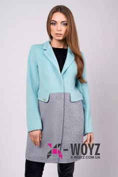 Пальто X-Woyz! PL-8624. Верхняя одежда. Женская мода