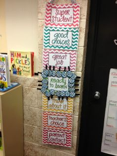 Classroom Management - New Year/New System