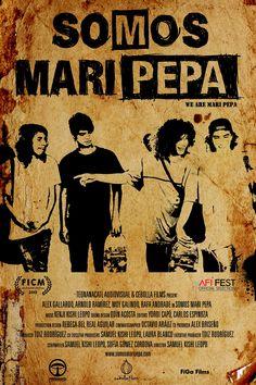 "cine-mexicano: ""Cine-mexicano's top 10 films of 2014: Somos Mari Pepa Samuel Kishi"