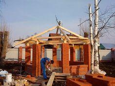Foisoare de gradina - Cum se face un foisor gradina? Pergola, House Design, Cabin, House Styles, Home Decor, Garden Ideas, Country Homes, Decks, Custom In