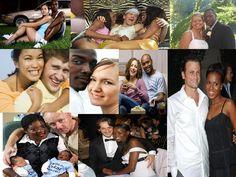 Beautiful! #bwwm #love #interracial #wedding #interracialcouple # ...