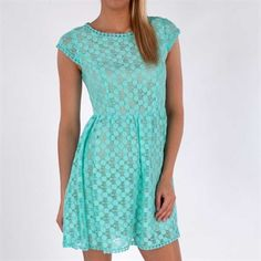 Kensie Women's Contemporary Lace Dress