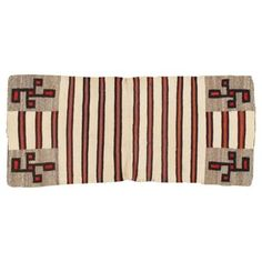 "Check out this item at One Kings Lane! Navajo Rug, 5'3"" x 2'3"""